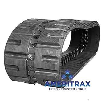 Amazon com: Bobcat T300 Rubber Tracks, CTL Rubber Track, Track Size