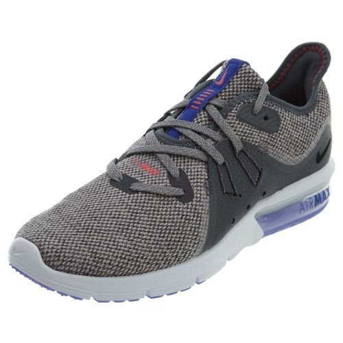 9c3532d452bc8 Galleon - NIKE Women's Air Max Sequent 3 Running Shoe Grey (9)