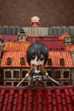 Good Smile Attack on Titan: Mikasa Ackerman Nendoroid Figure