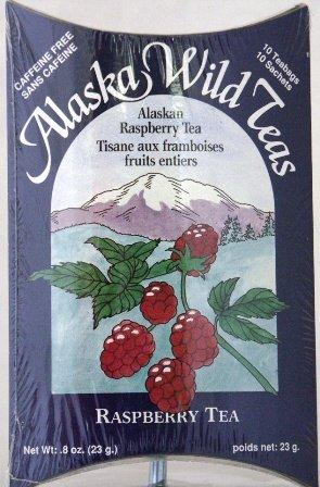 Alaska Wild Teas (Raspberry) ()