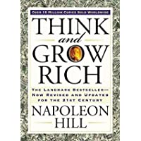 Think and Grow Rich by Napoleon Hill - Paperback