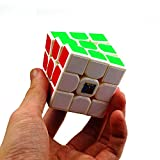 GoodPlay MoYu Cubing Classroom MF3RS Magic Cube 3x3 Smooth Puzzle Cube Speed Cube for Professional Competitions and