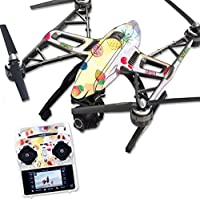 MightySkins Protective Vinyl Skin Decal for Yuneec Q500 & Q500+ Quadcopter Drone wrap cover sticker skins Fruit Water