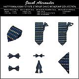 Jacob Alexander Boys' Happy Hanukkah Stripe Star of