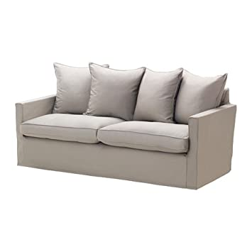 Amazon.com: IKEA Harnosand Three Seat Sofa Removable ...