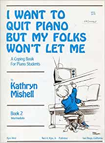 i want to quit piano but my folks won t let me a coping