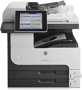 HP LaserJet Enterprise MFP M725dn (Renewed)