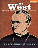 The West : Encounters and Transformations, Volume 2: since 1550, Black and White Plus NEW MyHistoryLab with EText -- Access Card Package, Levack, Brian and Muir, Edward, 0133841375