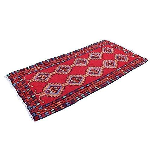 12.6' X 6.1' Cadence Turkish Bohemian design Vintage Hand knotted wool Kilim Area rug, Vintage Floor Rug, Oriental Area Rug, handmade Traditional Fancy Carpet. Code:R0101103