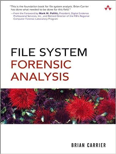 c30e237ada60 File System Forensic Analysis  Amazon.es  Brian Carrier  Libros en idiomas  extranjeros
