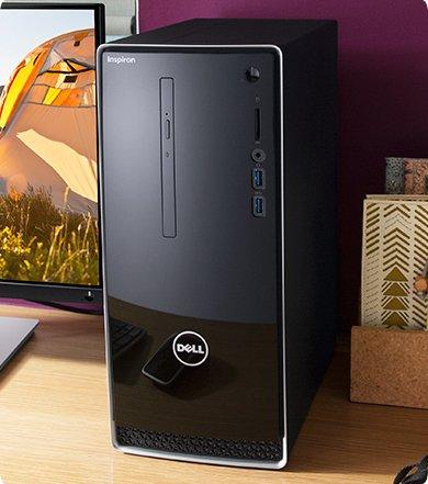 Newest Dell Inspiron 3650 High Performance Desktop