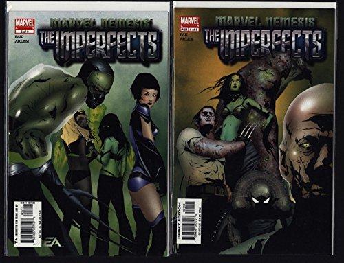 Marvel Nemesis The Imperfects #1-6 Complete Set Full Run VF/NM Comics LG1