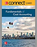 img - for Connect Access Card for Fundamentals of Cost Accounting book / textbook / text book