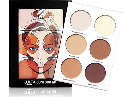 Ulta FACE CONTOUR KIT - Highlight + Contour Palette by Ulta Beauty
