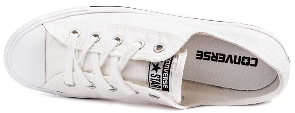 f88b8a79b1ee Converse Chuck Taylor All Star Dainty 555891C White 3 UK  Amazon.co.uk   Shoes   Bags