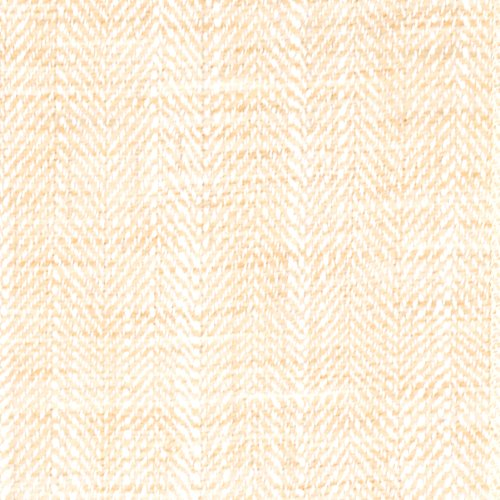 Oatmeal Linen Off White Herringbone Houndstooth Texture Plain Solids Small Scale Patterns Faux Silk Upholstery Fabric by The Yard -