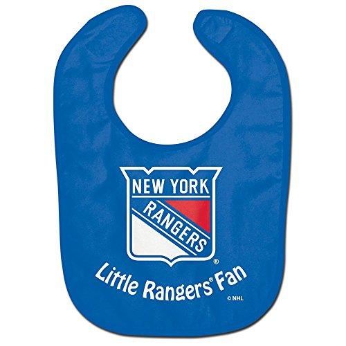 New York Rangers Little Fan All Pro Baby Bib ()