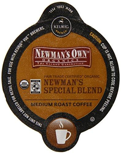 Newmans Organics Special Keurig Brewers