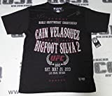 Cain Velasquez & Antonio Bigfoot Silva Signed UFC 160 Shirt Ltd Ed #4/20 - PSA/DNA Certified - Autographed UFC Miscellaneous Products review