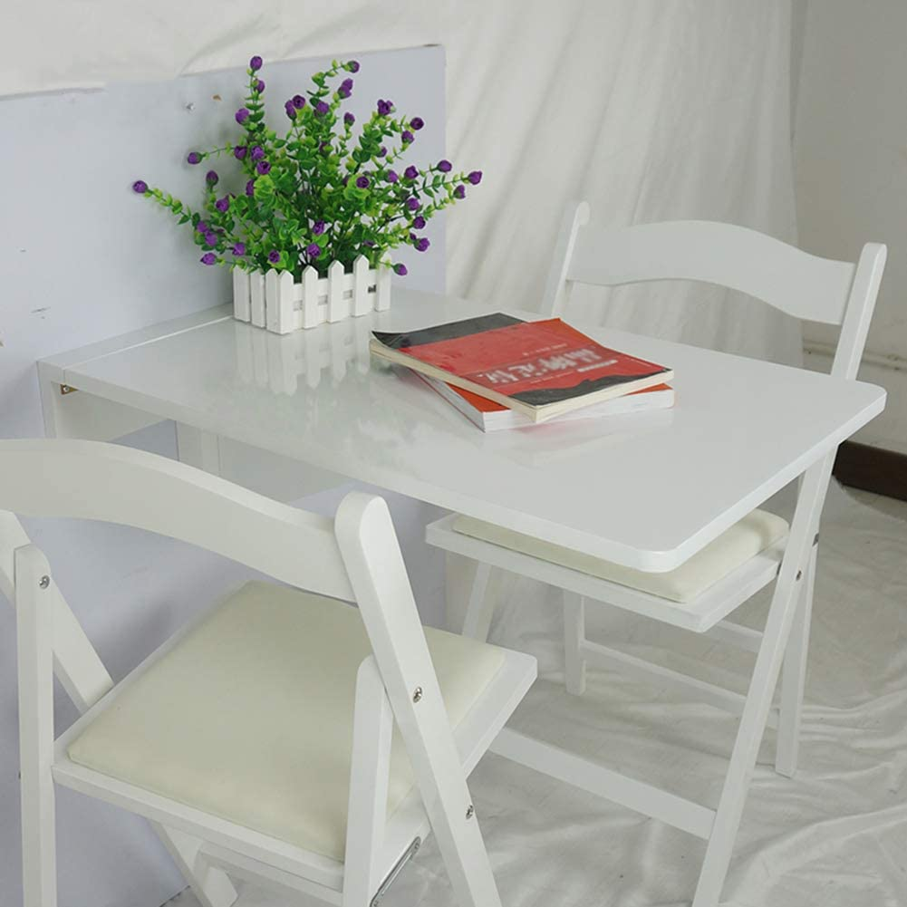- Amazon.com: Wall Mounted Folding Table - Dining Table Study Table