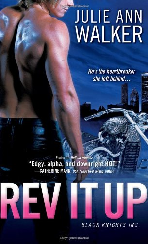 book cover of Rev It Up