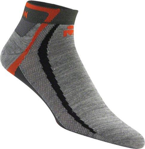 - Wigwam Ironman Endur Pro Socks Grey Hea LG