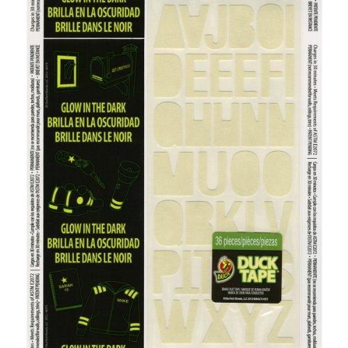 SHURTECH BRANDS 240193 8.5 by 10 Glow Lett Sheet