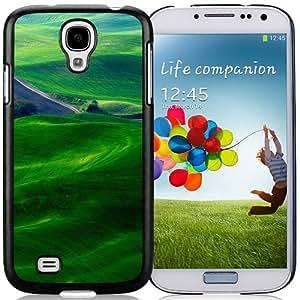 Dreamy Green Fields Hard Plastic Samsung Galaxy S4 I9500 Protective Phone Case