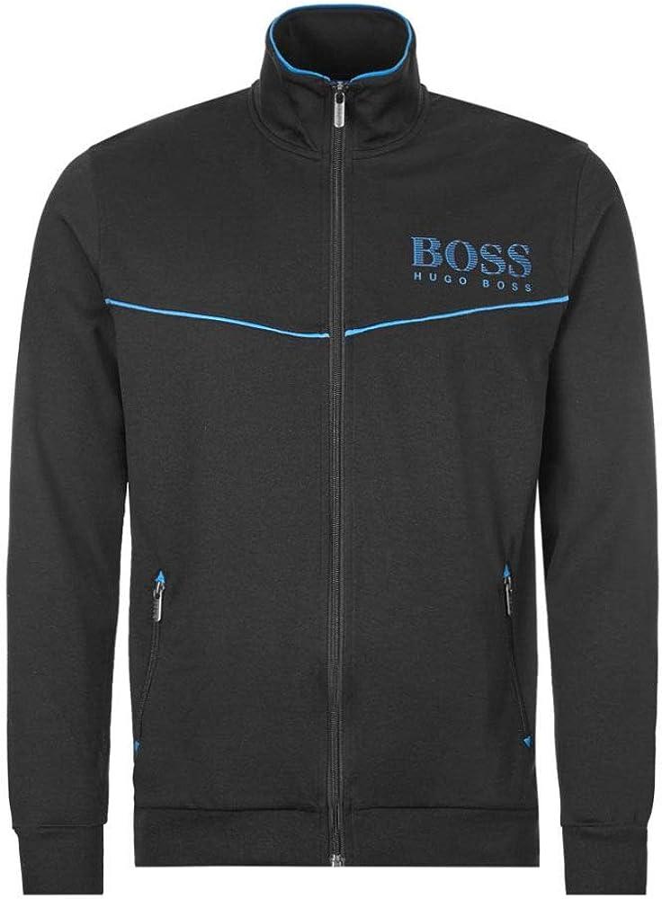 gray hugo boss tracksuit