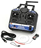 Invento INVNT_4 Flysky Ct 6B 24Ghz 6 Channel Remote Control Rc Transmitter Receiver Control for Quadcopter