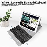 New iPad 9.7 2017 Keyboard Case,COO 360 Degree