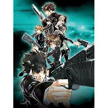 Amazoncom Dv6464 Psycho Pass Characters Anime Manga Art 32x24