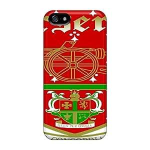 Iphone 5/5s Gdj12302BbRZ Allow Personal Design Fashion Arsenal Pattern High Quality Hard Phone Case -KaraPerron