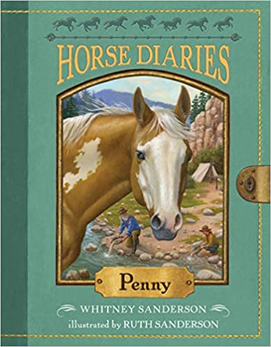 Horse Diaries #16 Penny