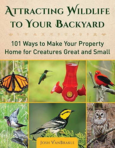 Wild Animal Footprints (Attracting Wildlife to Your Backyard: 101 Ways to Make Your Property Home for Creatures Great and Small)