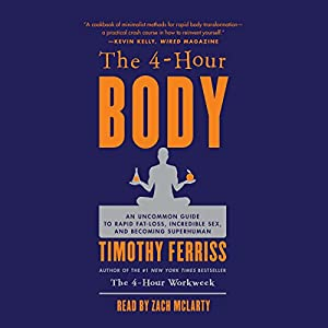 The 4-Hour Body Hörbuch