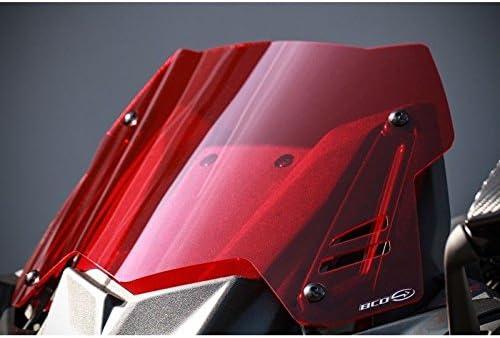 Cimoto D/éFlecteur de Vent de Pare-Brise de Phare de Moto pour T-Max 530 DX SX 2017-2018