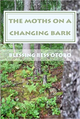 THE MOTHS ON THE CHANGING BARK