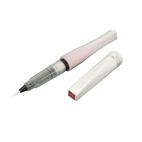 Kuretake Zig Wink of Stella Shimmer Glitter Marker Brush Tip Pen SILVER
