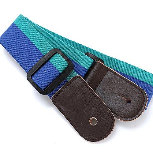 Ukulele Strap Cotton Colorful Leather product image