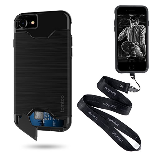 CellPhone Tomtoc Shockproof Universal Detachable
