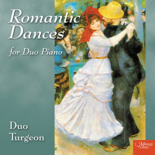 Romantic Dances for Duo Piano by Marquis Music