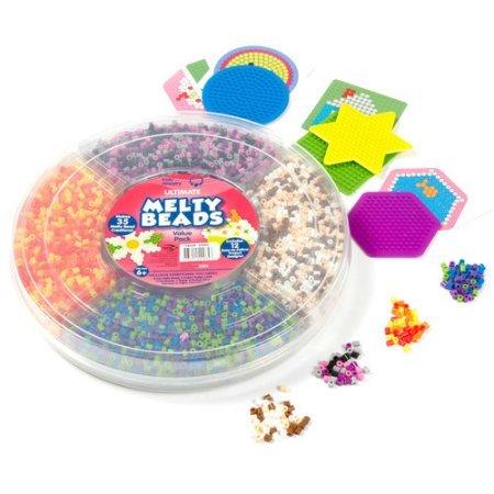 Amazon Com Kids Craft Melty Beads Ultimate Craft Kit By Horizon