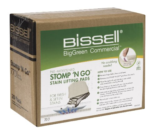 bissell stomp and go pads - 5