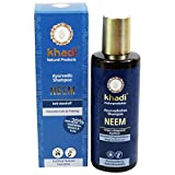 KHADI – Herbal Neem Anti-Dandruff Shampoo – Cleanses & Conditions Hair & Scalp – Reduces flaking & itching Review