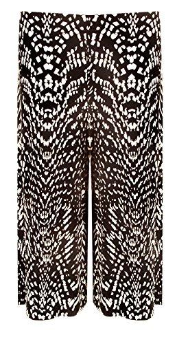 Fashion Oasis Fashion Pantaloncini Donna Oasis Abstract fYzqvv