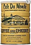 Coffee Decaf And Chicory, 13-Ounce can (Pack of 3) (Premium pack)