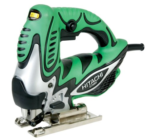 Hitachi CJ110MV 5.8 Amp Top-Handle Variable-Speed Jig Saw  (Discontinued by Manufacturer)