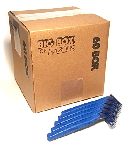 Box Quality Disposable Blade Razors product image
