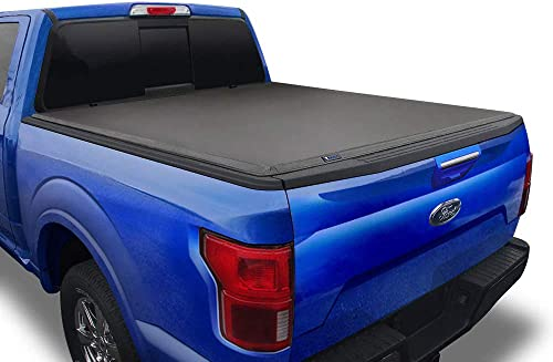 Tyger Auto T3 Soft Tri-Fold Truck Bed Tonneau Cover Model TG-BC3F1041